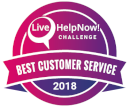 LiveHelpNow Challenge Winner for 2018